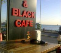 Red & Black Nargile Cafe