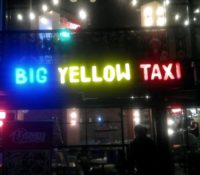 Big Yellow Taxi Benzin – Bowie – Sefaköy