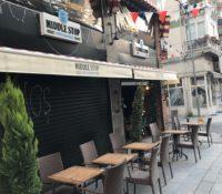 Middle Stop – Kadıköy